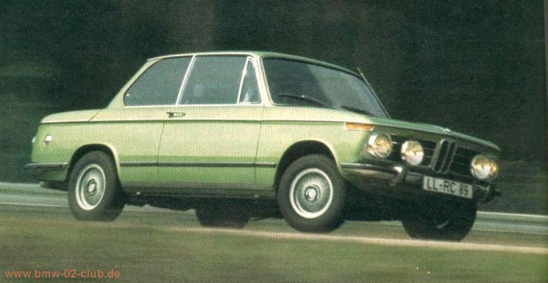 BMW 2002 Cabriolet
